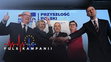 Koalicja Europejska - liderzy