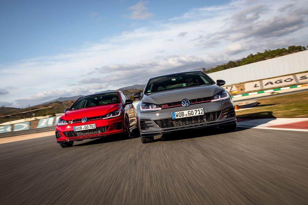 Volkswagen Golf GTI TCR to pożegnanie obecnej, siódmej generacji Golfa