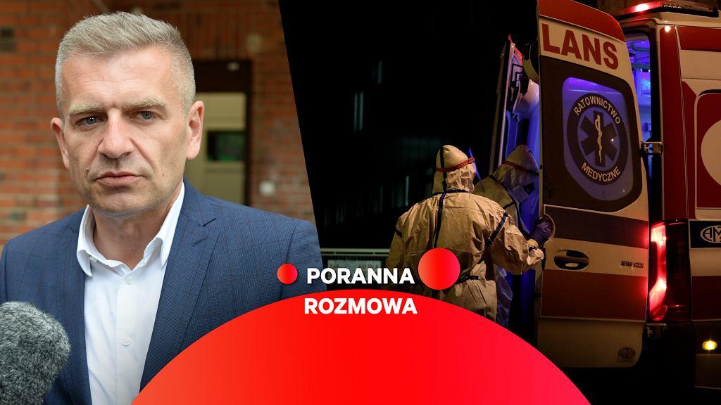 Bartosz Arłukowicz gościem Porannej rozmowy Gazeta.pl