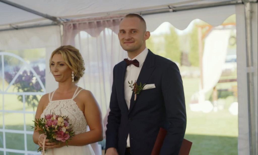 Izabela i Kamil ze 'Ślubu od pierwszego wejrzenia'