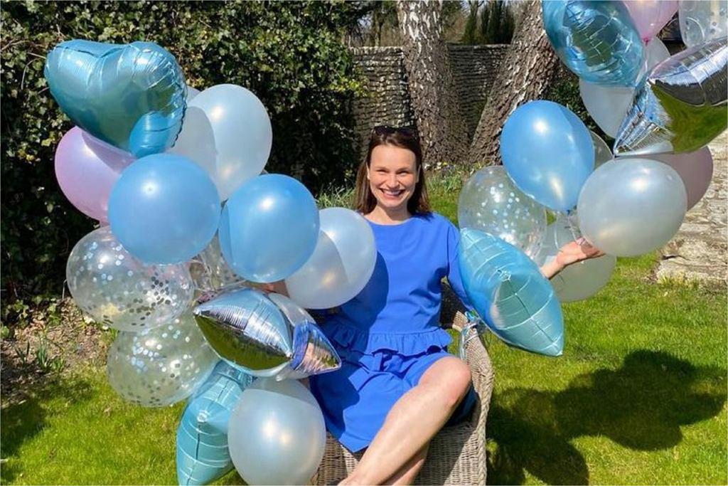 Baby shower Anny Starmach