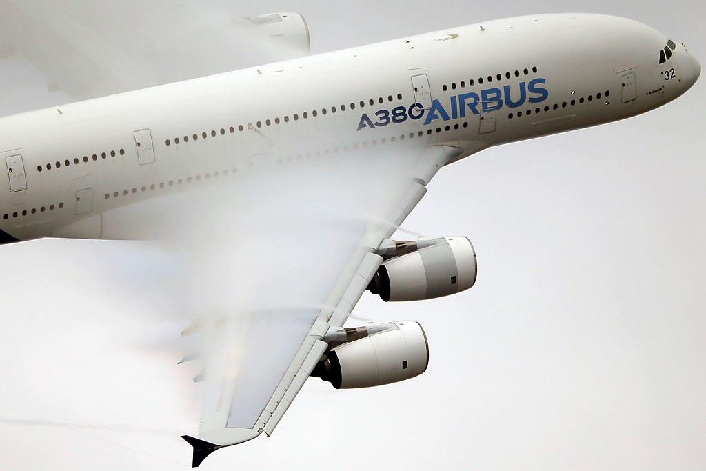 Airbus ma problemy z powodu koronawirusa.