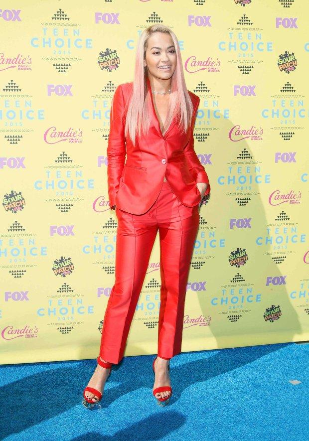 TV-TEENCHOICEAWARDS/ Rita Ora