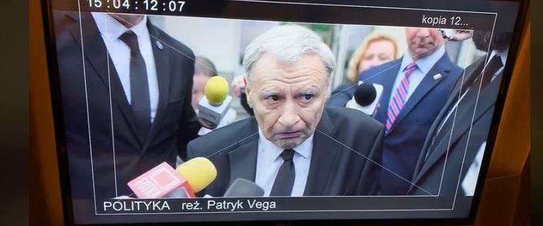 Vega pokazał, kto zagra Kaczyńskiego.