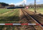 Katastrofa kolejowa w Holandii. Pociąg zderzył się z dźwigiem
