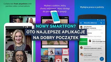 Najlepsze aplikacje mobilne