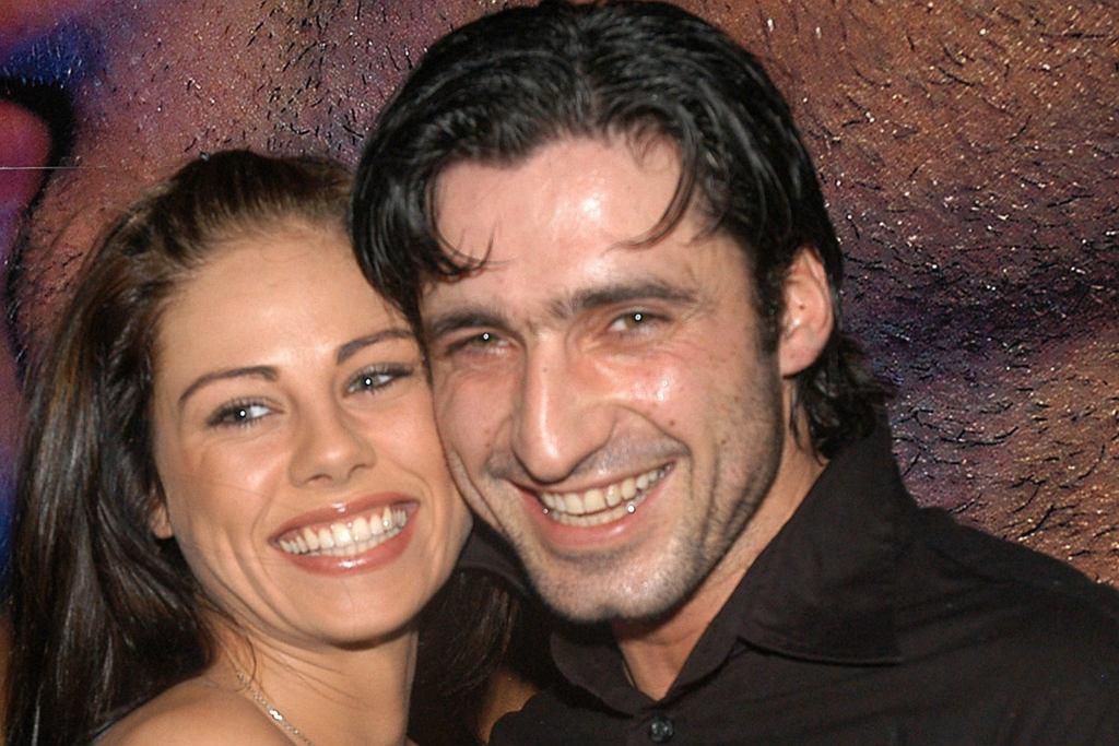 Andrzej Bizon i Magda Modra
