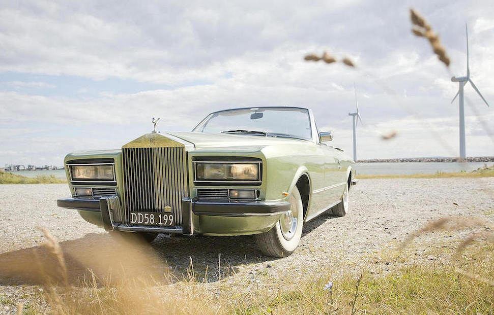 Rolls-Royce Phantom VI z 1973
