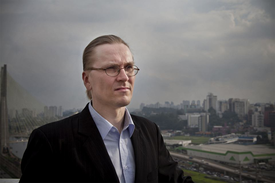 Mikko Hypponen z F-Secure