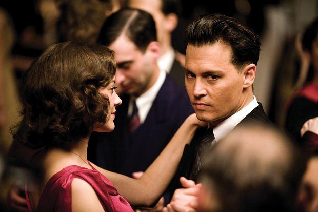 Marion Cotillard i Johnny Depp
