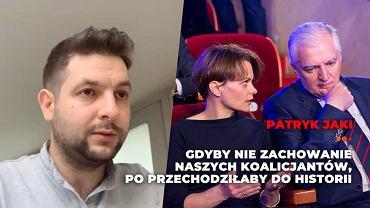 Patryk Jaki, Jadwiga Emilewicz, Jarosław Gowin