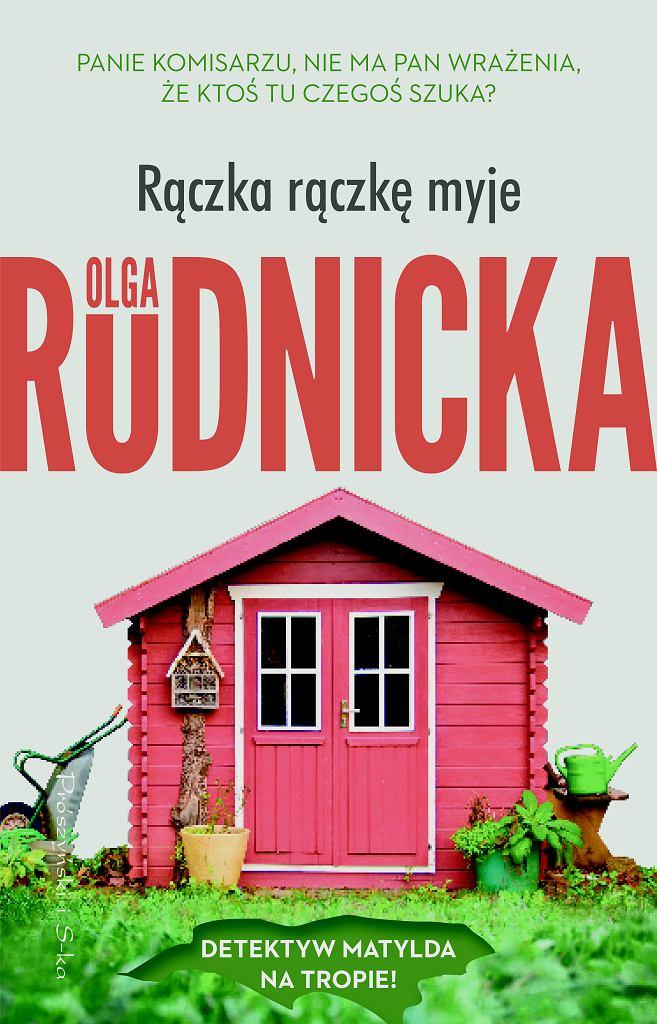'Rączka rączkę myje' Olga Rudnica