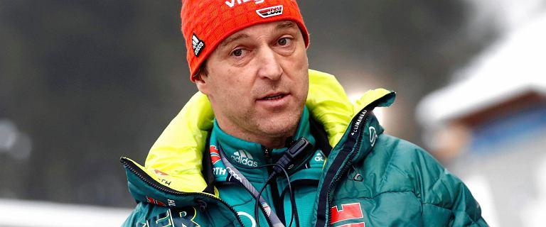 Skoki narciarskie. Trener Niemców o presji: Budziłem się w nocy i naprawdę się bałem