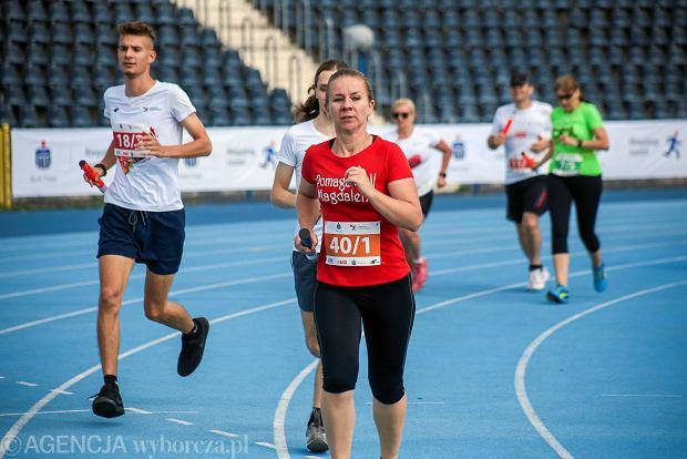 Zdjęcie numer 13 w galerii - PKO Bieg Charytatywny. Na Zawiszy pomagali biegając [ZDJĘCIA]