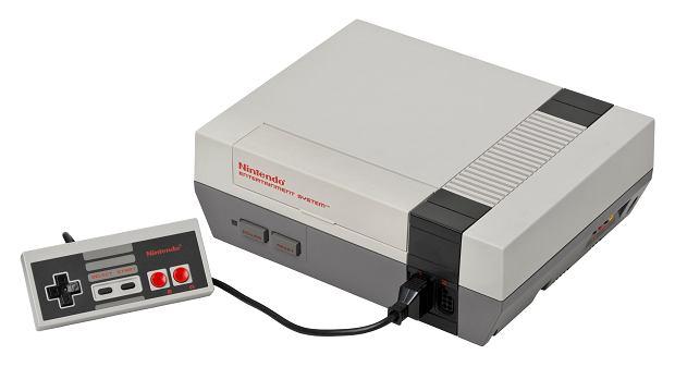 Konsola Nintendo Entertainment System (NES)