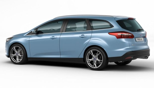 2014 Ford Focus 4d