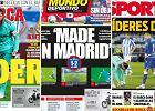 """Wojna na okładki w Madrycie i Katalonii! """"Lider Var-u"""". Ale to Real ma przewagę na finiszu sezonu"""