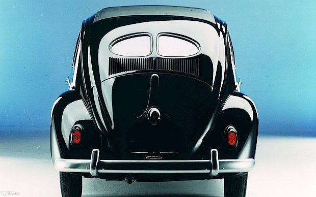 Za konstrukcję auta odpowiedzialny był  Ferdinand Porsche