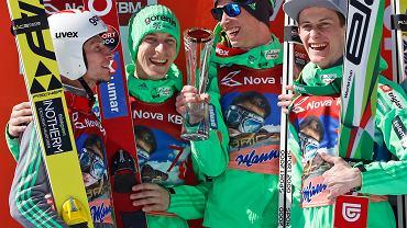 Slovenia Ski Jumping