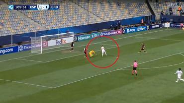 Javi Puado strzela decydującą bramkę w ćwierćfinale Euro U-21