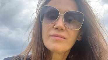 Anna Nowak-Ibisz wyruszyła na wakacje z nastoletnim synem. Jego miny rozbrajają.