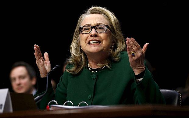 Hillary Clinton, żona byłego prezydenta Billa Clintona, formalnie ogłosiła swoją kandydaturę w wyborach prezydenckich 2016