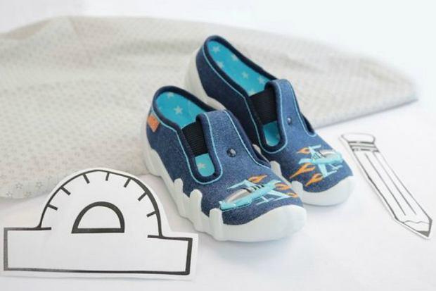 buty do szkoły dla chłopca