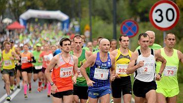 Półmaraton Jakubowy w Olsztynie
