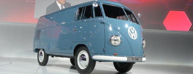 Volkswagen T6 - premiera