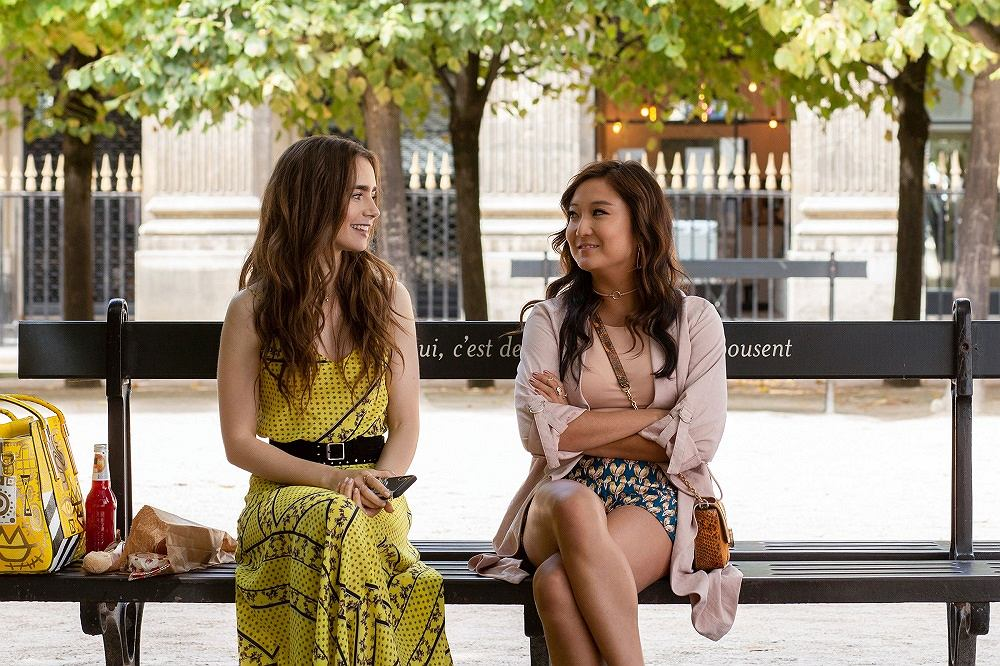 ,,Emily w Paryżu'