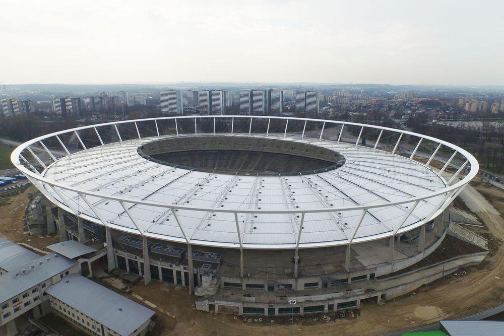 Stadion Śląski / Archiwum Stadion Śląski Sp. z o.o./ M.Mendala