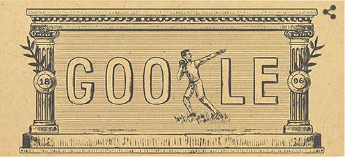 Pierwsze nowożytne Igrzyska Olimpijskie