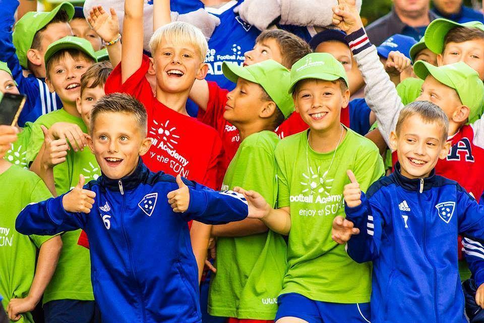 Obozy piłkarskie dla dzieci