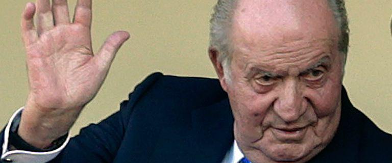 Oskarżany o korupcję były król Hiszpanii odnaleziony na Dominikanie