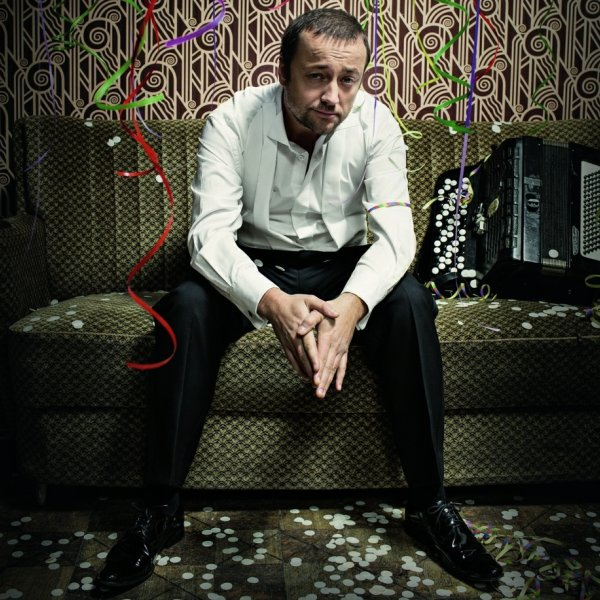 Czesław Mozil dla magazynu 'LOGO'