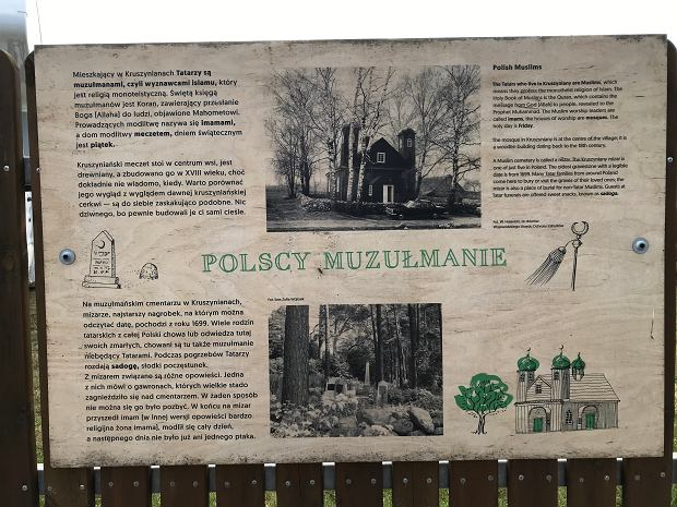 Historia Tatarów w Kruszynianach