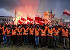Marsz Niepodległości w Warszawie, 11.11.2017