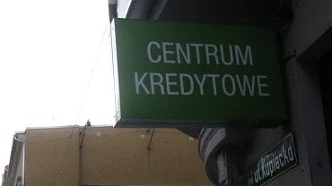 centrum kredytowe, kredyt