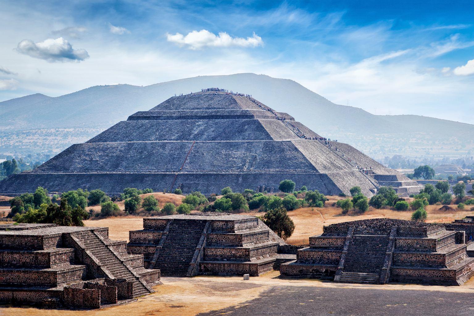 Meksyk - Teotihuacán