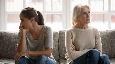 Kristiny z Mrowin od roku spotykał się z jej matką.