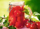Pomidoryw zalewie dosałatek lub potraw jednogarnkowych