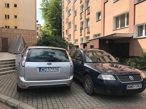Całe dzielnice mają problem z parkowaniem