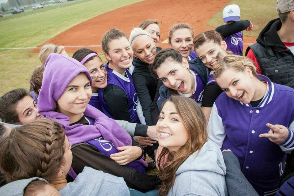 Softballistki Warsaw Diamonds