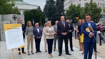 Michał Gramatyka przeszedł do Polska 2050. Poseł odszedł z Koalicji Obywatelskiej