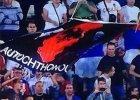 El. Euro 2016: Dron nad murawą w Belgradzie, blisko bójki na boisku [WIDEO]