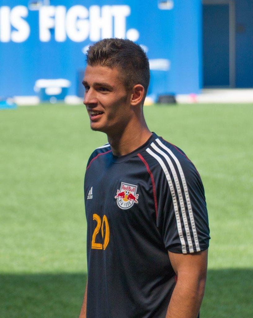 Mateusz Miazga z New York Red Bulls