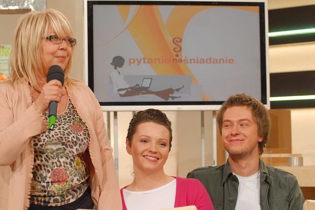 Dorota Szelągowska, Tomasz Kin, Nina Terentiew
