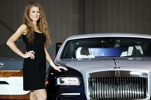 Polska premiera Rolls Rolls'a Wraith