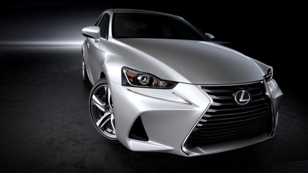 Lexus IS (FL 2016)