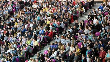 Mecz Politechnika - Skra (0:3) obejrzało na Torwarze 4,5 tys. osób